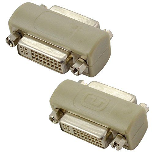 DVI-I 24+5 pin Female to Female jack Coupler extension Adapter Connector HDTV Generic http://www.amazon.com/dp/B00MVMAGR2/ref=cm_sw_r_pi_dp_pJ9hub02P29ED