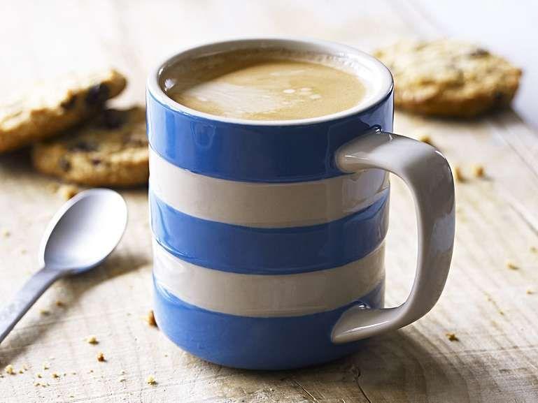 Cornish Blue 10oz Mug Cornishware Mugs Crockery