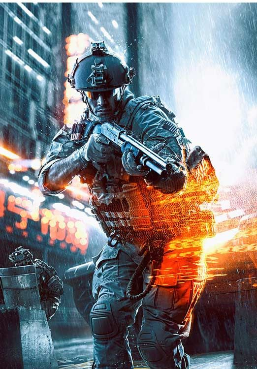 Games Wallpapers Battlefield 4 Xbox 360 Desktop Hd Wallpaper Download In High Resolution At