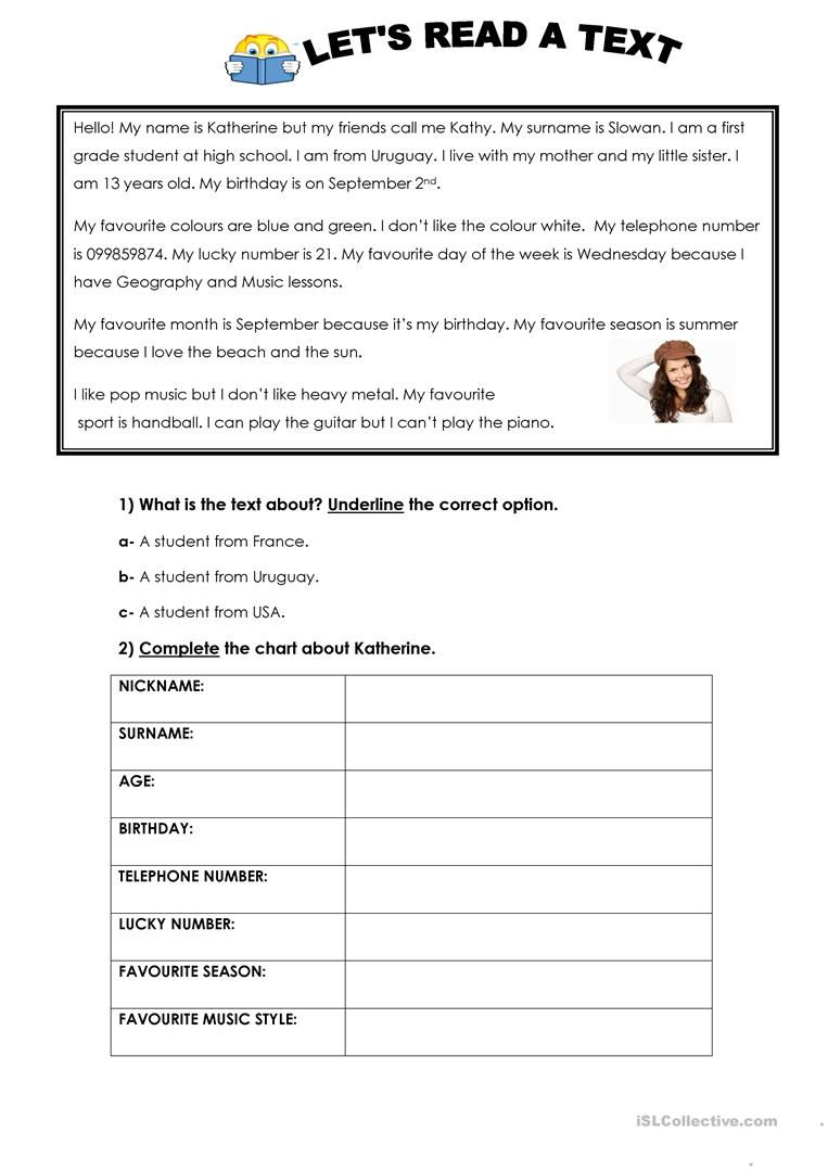 Pin by Gift Cards Pаy Pal on Magi | Pinterest | Worksheets, Reading ...