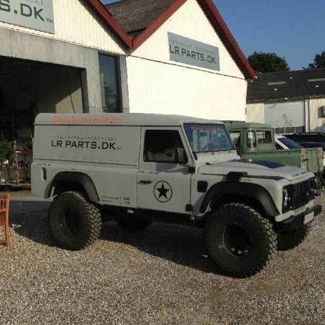 Landrover Defender 110 Ht Land Rover Land Rover Defender