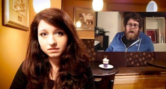 Zo gebruiken mannen de Google bril op hun eerste date