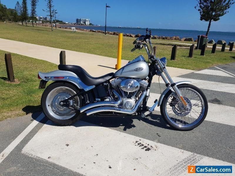 Harley Breakout For Sale >> Harley Davidson Softail For Sale Harleydavidsonsoftail