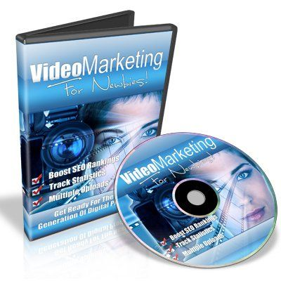 Video Marketing For Newbies Videos with MRR