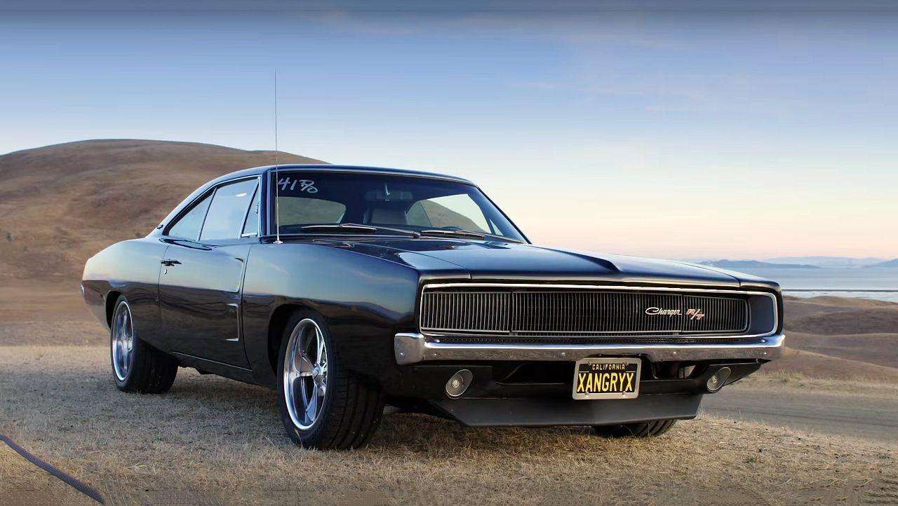 "Check Mike Musto\'s 1968 Dodge Charger in ""The House of Muscle ..."