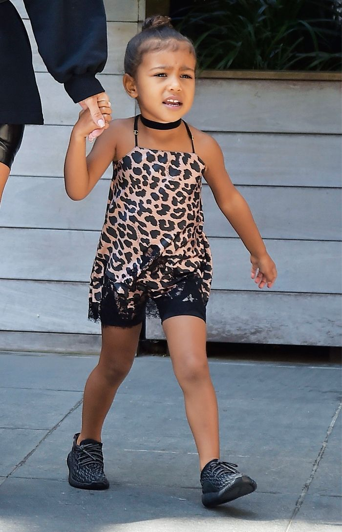 North west outfits, Kids outfits