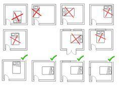 Feng Shui Tipps fürs Schlafzimmer - © feng-shui.net | Feng shui ...