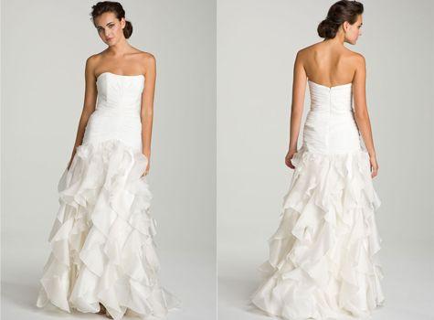 Christian Siriano Bridal Nordstrom Wedding Dresses Christian Siriano Ruffle Gown Nordstrom Wedding Dresses Wedding Dresses Dresses