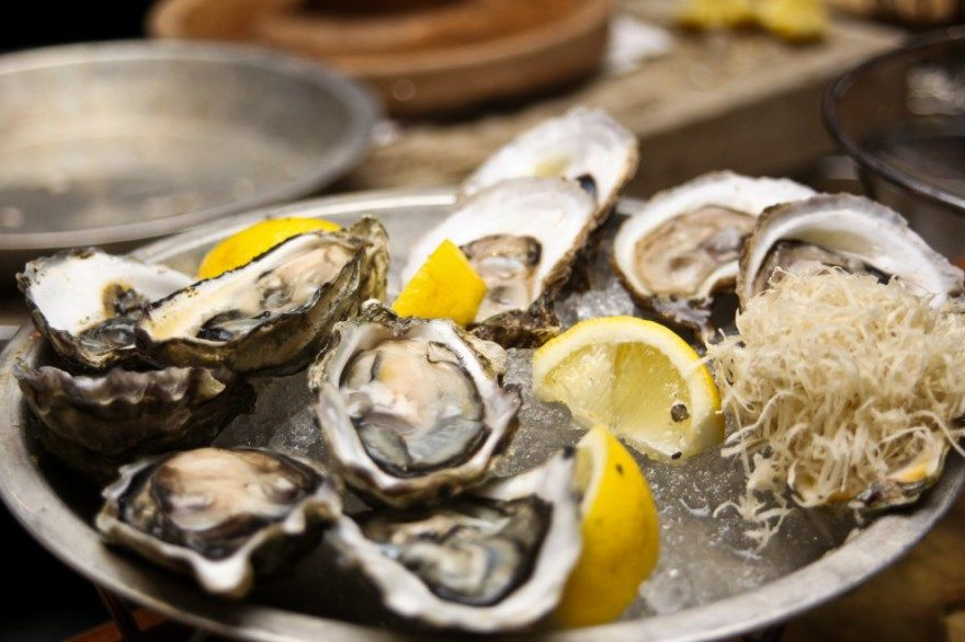 March 31 is Oysters on the Half Shell Day