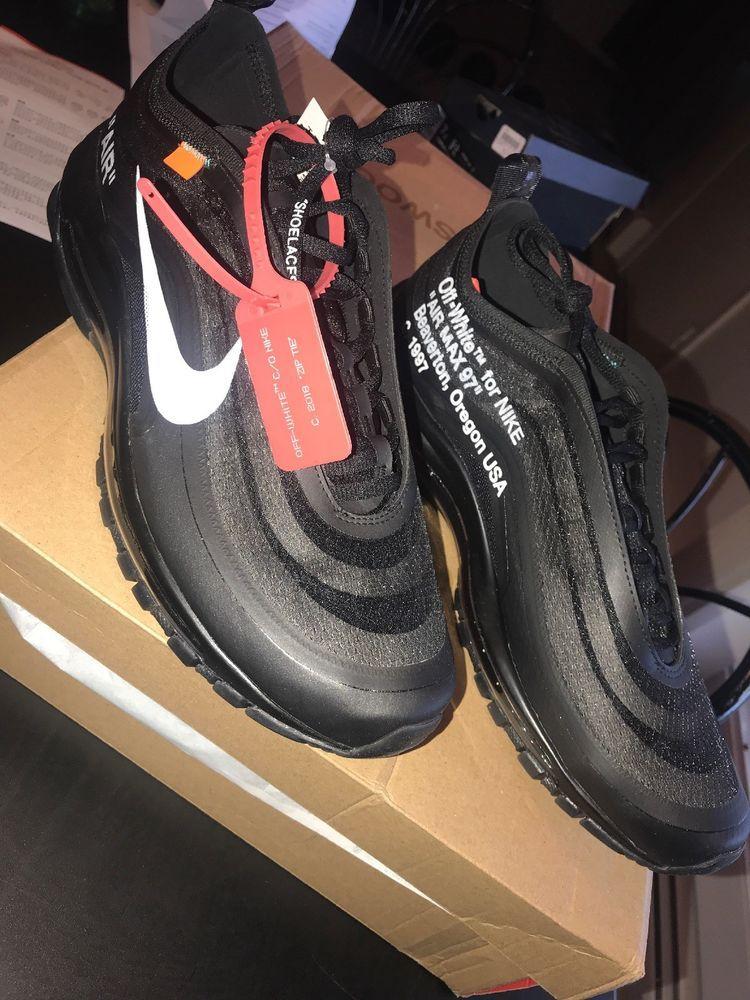 Off Og White fashion 97 Nike Max Rare Noir Air 001 Aj4585 HfpCwZnq