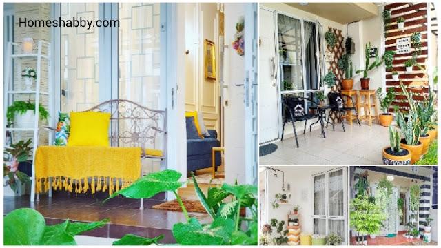 6 Small Front Porch Ideas Homeshabby Com Design Home Plans Home Decorating And Interior Design In 2021 Small Front Porches Front Porch Terrace Design