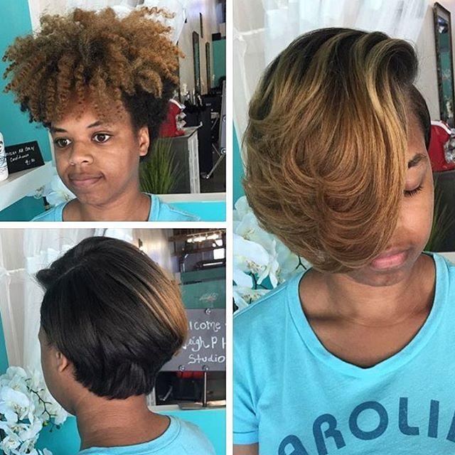 Love The Natural Hair Versatility Ashleighphairstyles Voiceofhair