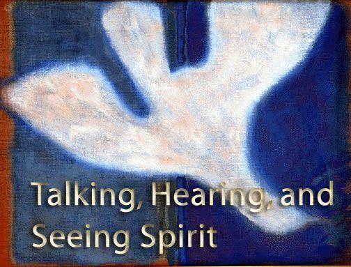 seeing spirits | spirit quest ignited