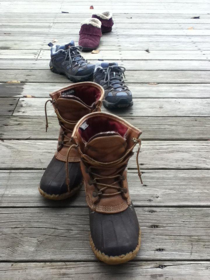 Work.walk.fashion. ..... Shoes!