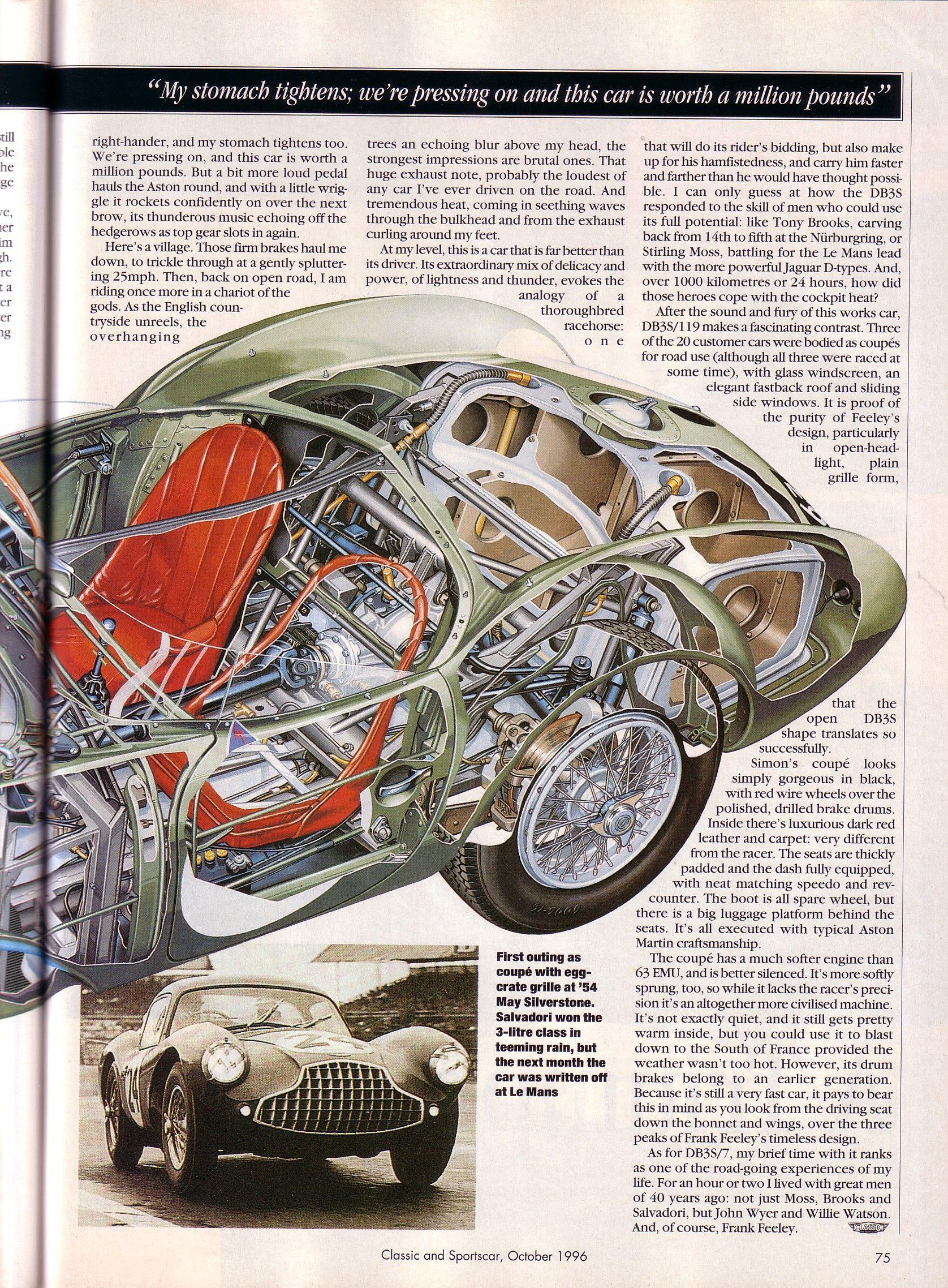 DB3S FHCs   Aston Martin   Pinterest   Aston martin