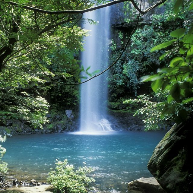 Find Vacation Spots Near U: Cool, Secluded Waterfall