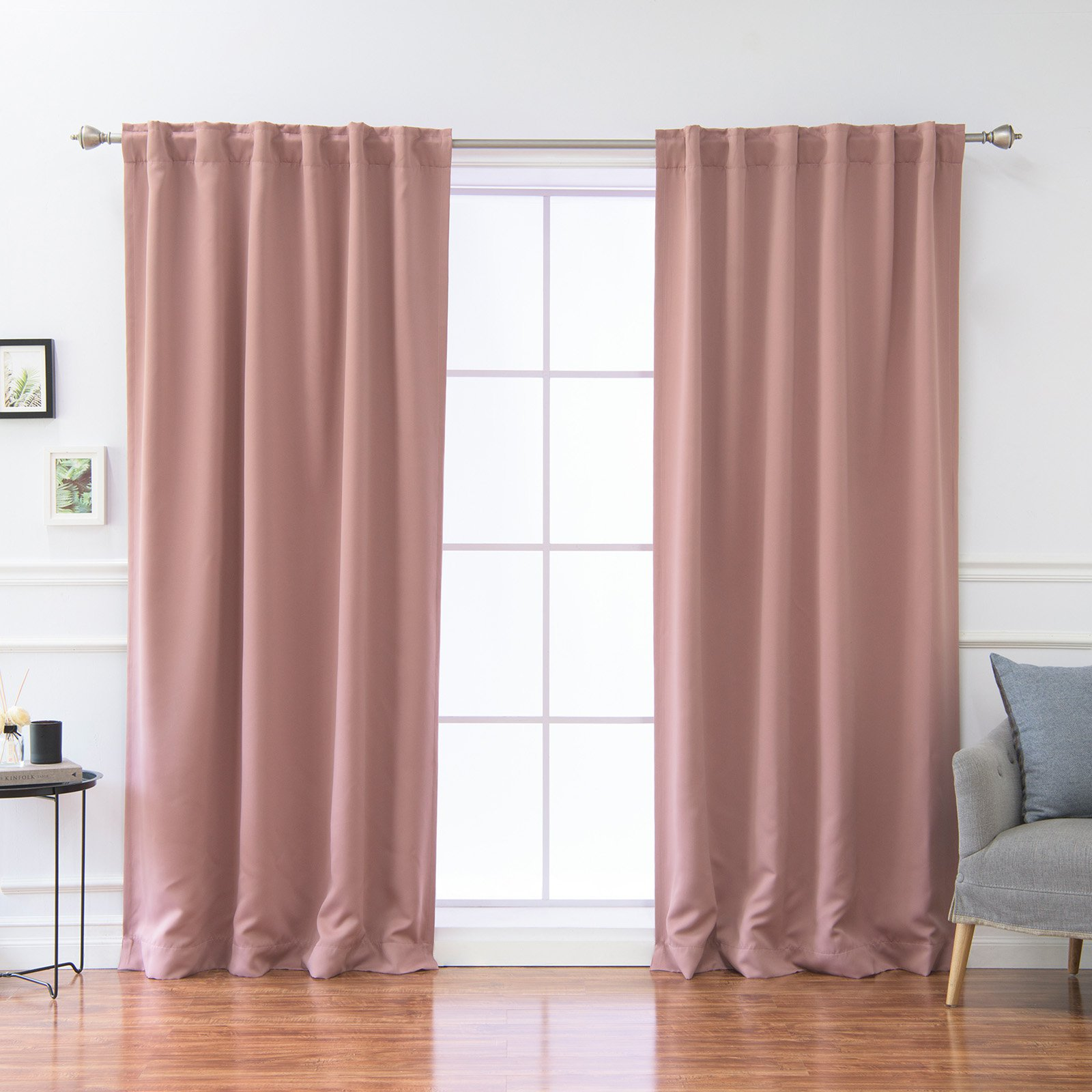 Best Home Fashion Blackout Curtain Panel With Images Insulated