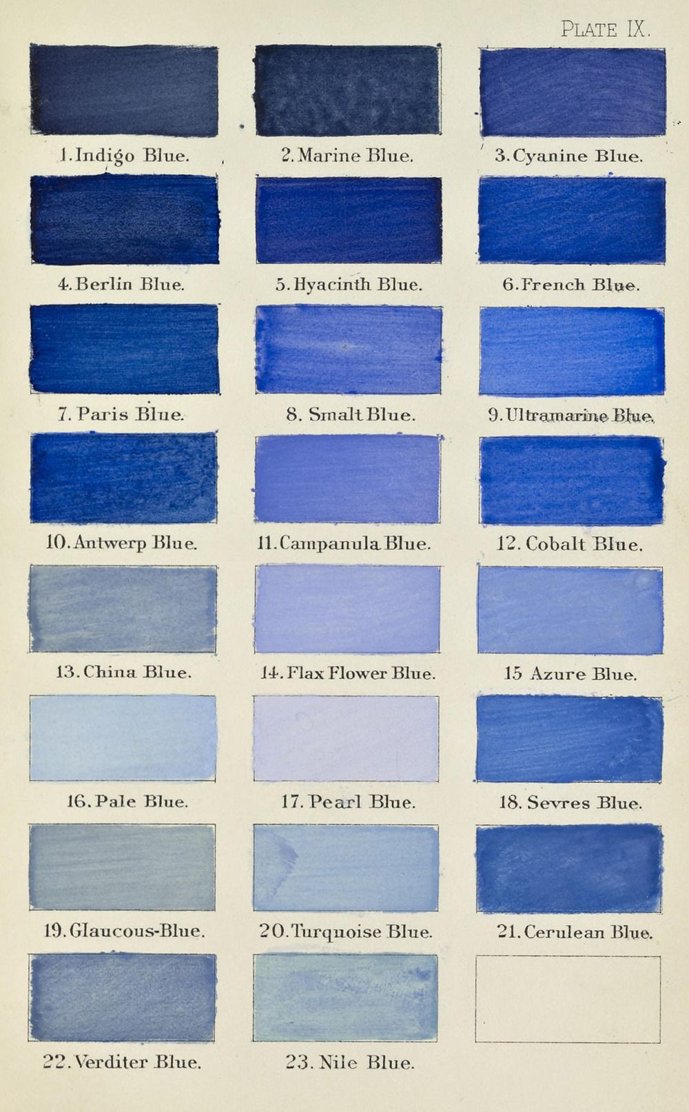 Color Stories Blue And White Kind Of
