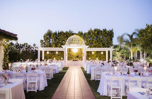 Outdoor Wedding Venues Los Angeles Villa De Amore Temecula Wedding Venue