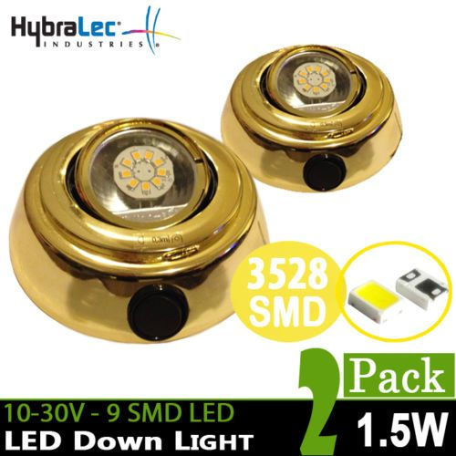 2-X-LED-DOWN-LIGHT-SURFACE-MOUNTED-CW-12V-1-5W