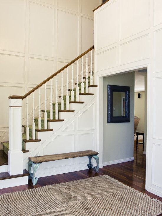 Traditional Staircase Design, Pictures, Remodel, Decor and Ideas - page 28