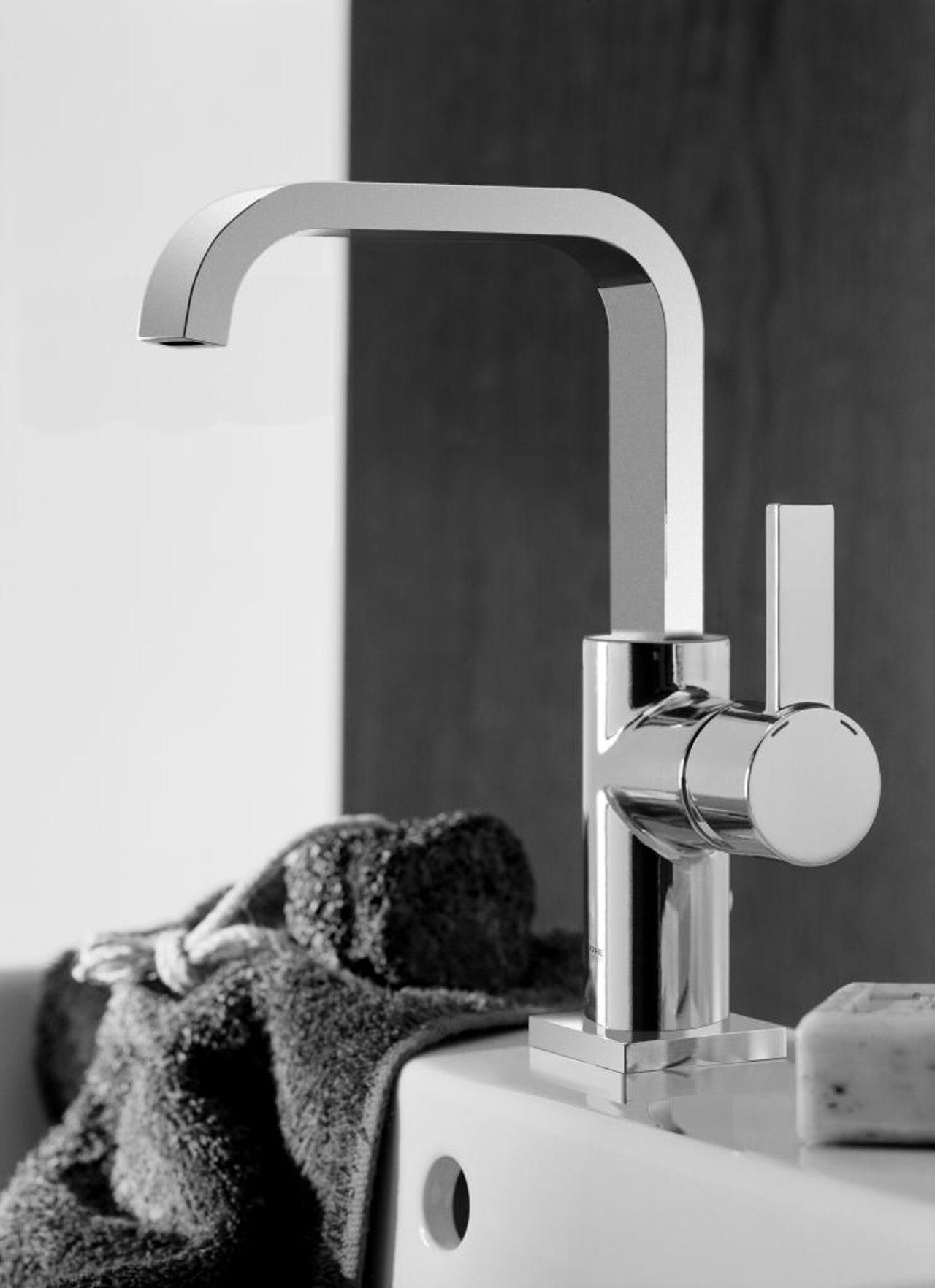 GROHE SPA Allure Collection - combining a cylindrical body with a ...
