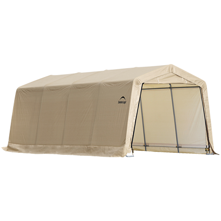 Shelterlogic AutoShelter Instant Garage, 10 x 20 x 8 ft