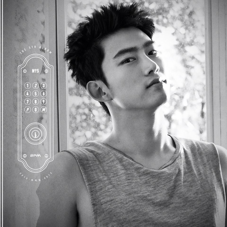 Taecyeon Main rapper, face of the group
