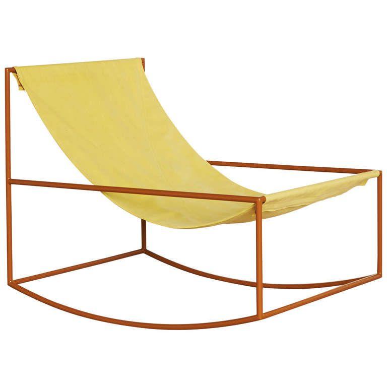Muller Van Severen Rocking Chair | Mecedora, Diseño de producto y Sillas