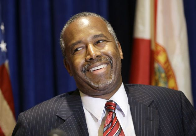 Ben Carson Wants Jail Time For Health Care Fraud -- Except ...