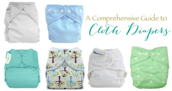 All of your cloth diapering questions answered in our Comprehensive Guide to Cloth Diapers • The Wise Baby