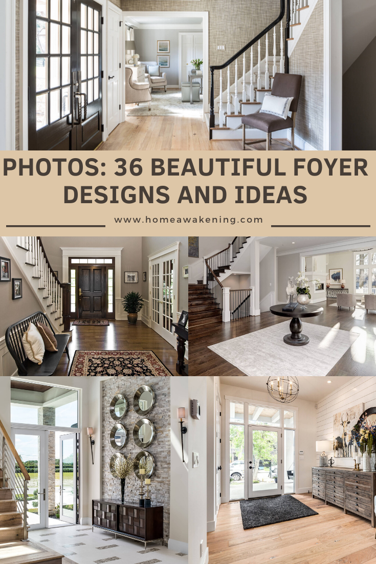36 Beautiful Foyer Designs And Ideas Foyer Design Design Home