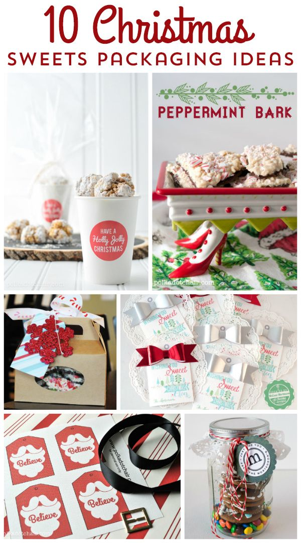 Our christmas eve traditions packaging ideas free printable christmas baked goods packaging ideas negle Gallery
