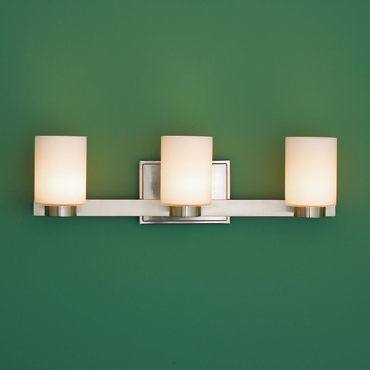 Contempo Loft Bath Light - 3 Light | Bath light, Lofts and Bath