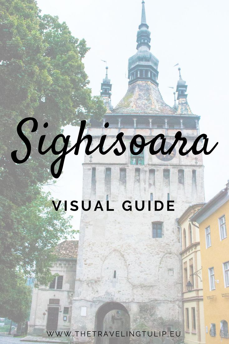 sighisoara visual guide
