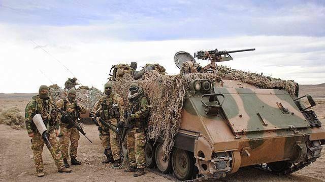 Compañía de Fuerzas Especiales 601 Ejército Argentino  dabd26845bb