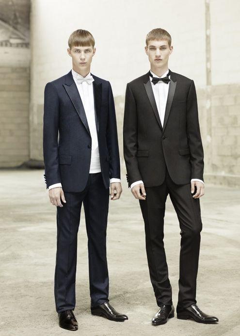 307fb45148e0 Ralph Lauren VS Dior Smoking Dior Homme, Couture, Veste, Mode, Costume En