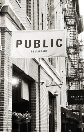 Public New York City Restaurant And His Fellow Tail Bar The Daily Very Cute Idea