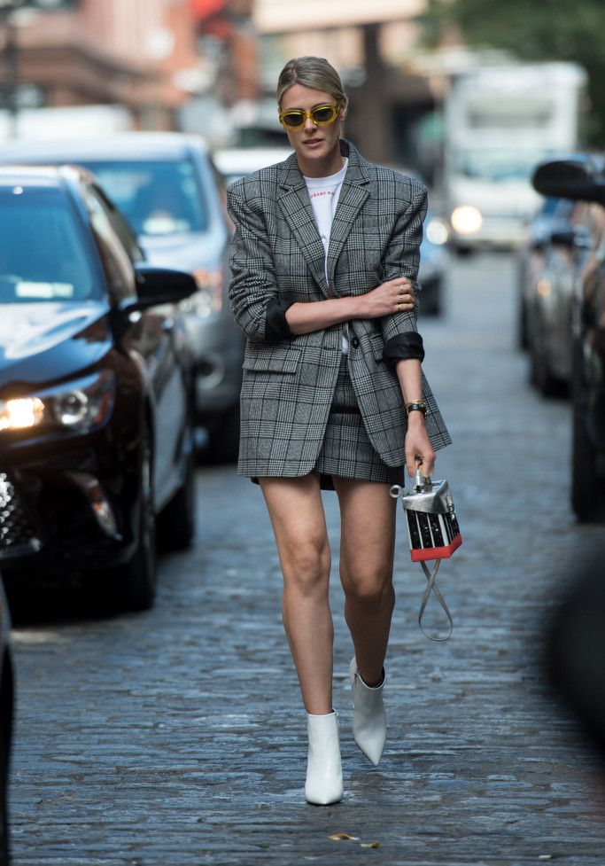 73f124f06439 They Are Wearing  New York Fashion Week Spring 2018