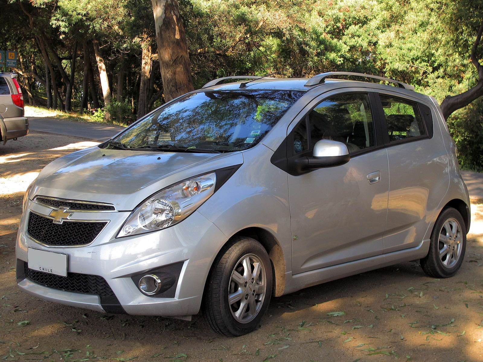 German tuning firm kbr motorsport have taken the chevrolet spark known as beat in india under its wing and given the small city car from the amer