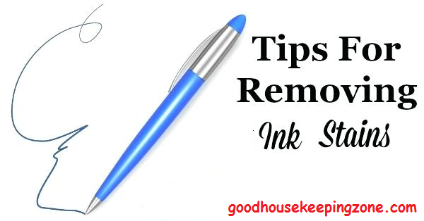Tips On How To Remove Ballpoint Pen Ink Stains From Clothes - How-to-remove-ballpoint-pen-ink-stains-from-fabric