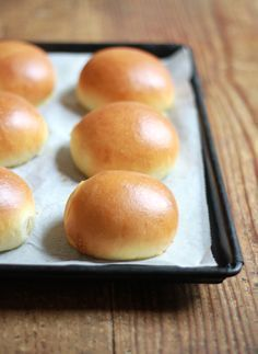 light brioche hamburger buns...this is an amazing recipe!  I just made them and they turned out to be soo good!