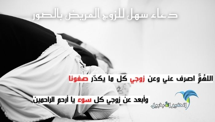 أفضل وأسهل دعاء لزوجي المريض بالشفاء بالصور يارب اللهم اشفي زوجي الطير الأبابيل