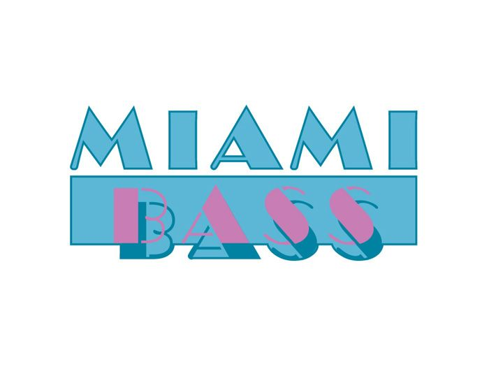 Miami Bass Logo