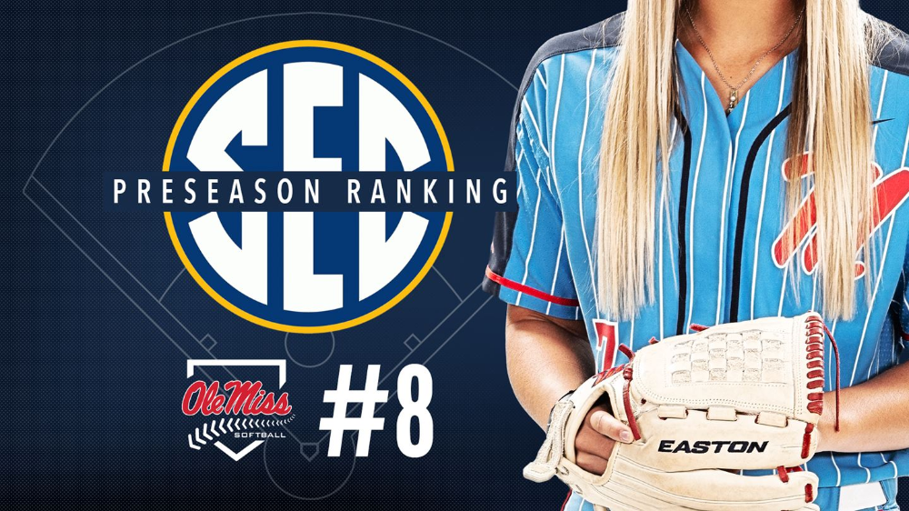 Softball Predicted Eighth in SEC Preseason Poll - Ole Miss Athletics