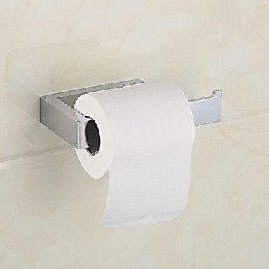 Usd 37 99 Contemporary Quadrate Brass Toilet Roll Holders Bathroom Toilet Paper Holders Toilet Paper Holder Brass Toilet Paper Holder