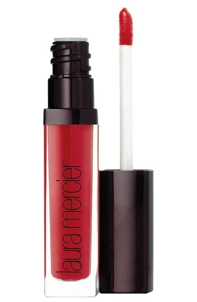 Best Red Lipstick to Wear on National Wear Red Day - Laura Mercier gloss