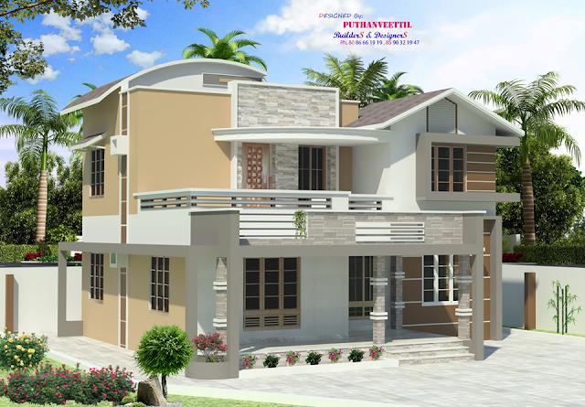 New Home Exterior Design Hopefully Soon Have A House Di 2020 Desain Rumah Desain Rumah