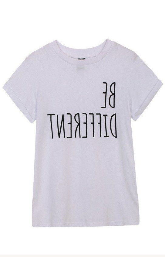 07de74c96 Trendy-Road-Style-Shop-Online-Woman-Fashion-Street-top-shirt -black-white-be-different