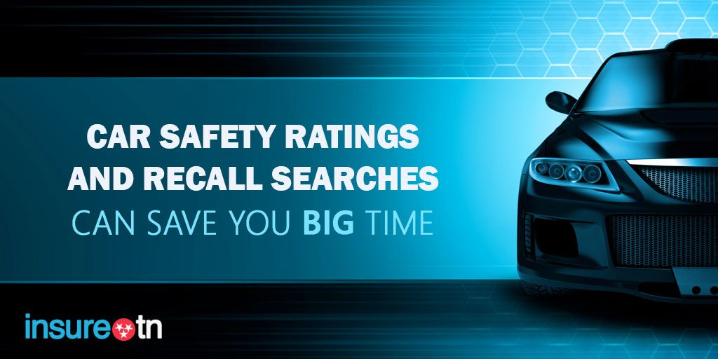 Car Safety Ratings and Recall Searches Can Save You Big
